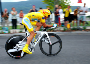 Tour de France Stage 18 Annecy 23/07/09