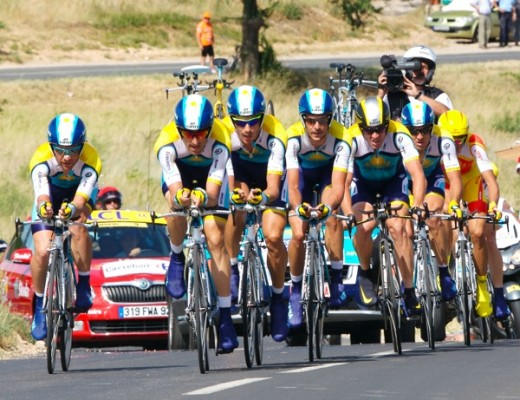 Tour de France 2009 Montpellier TTT Stg 4