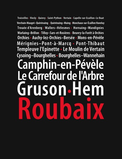 The pav� is the real star of Roubaix.