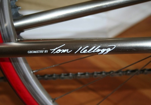 The Pull: Tom Kellogg of Spectrum Cycles, Part I