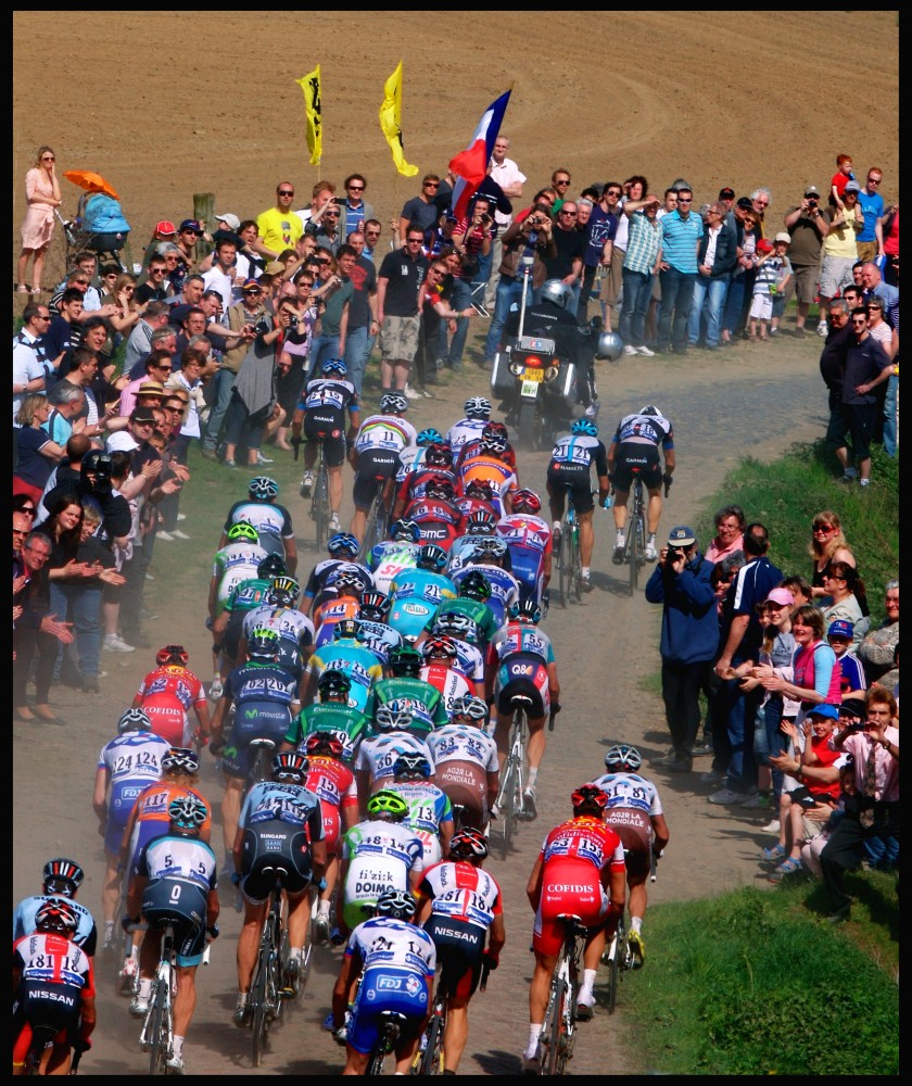 Orchies Paris Roubaix 2011