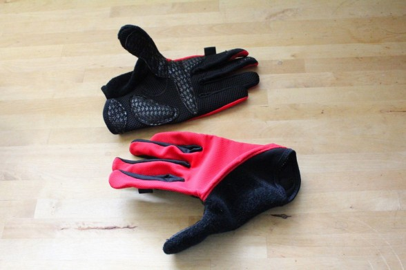 Photo: At $85, these gloves aren't cheap .