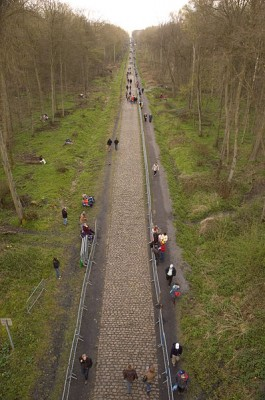 "I think of stuff like the Forest of Arenberg when I think of ""Roubaix."""