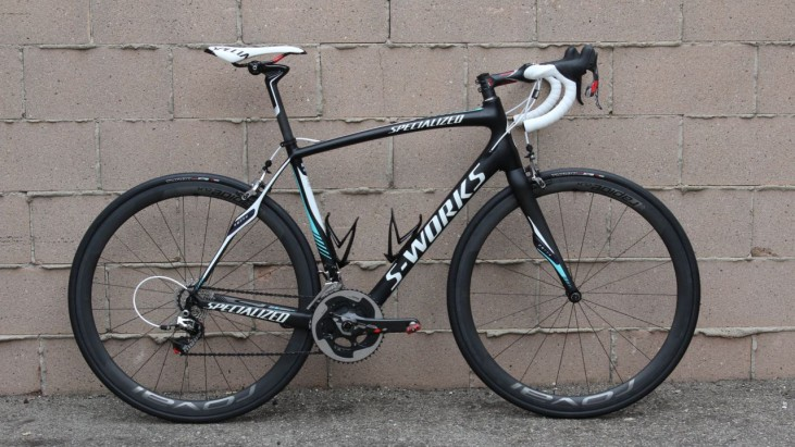 Specialized S-Works Roubaix SL4, Part I