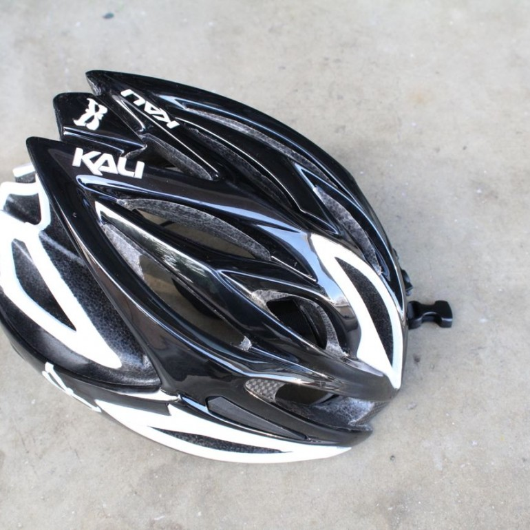 Kali Protectives Phenom and Maraka Helmets
