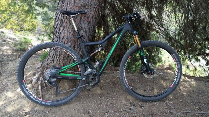 First Ride: Ibis Mojo HDR 650B and Ripley 29