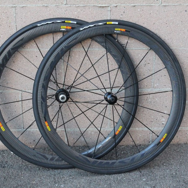 Mavic Cosmic Carbone 40C Wheels