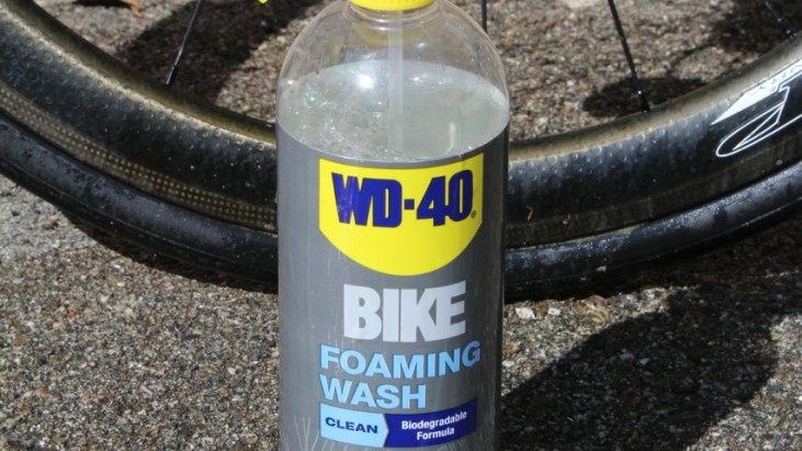 WD-40 Foaming Wash