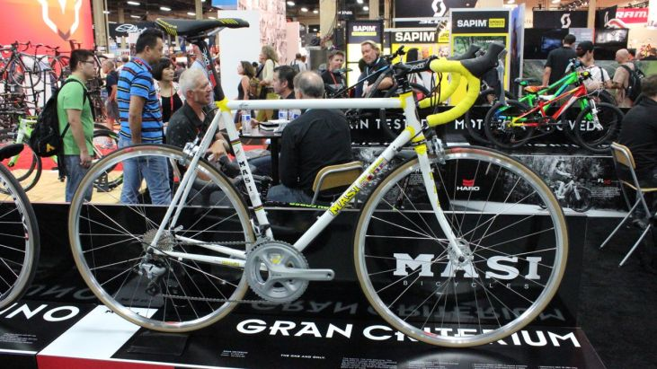 Photo: Interbike wouldn't be Interbike if there weren't some really startling products.