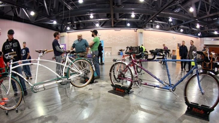 The 2015 Philadelphia Bike Expo