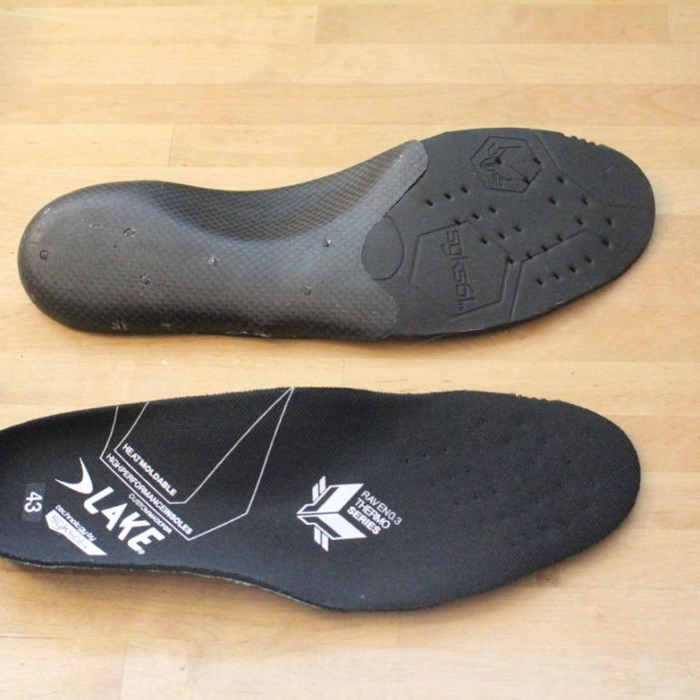 Lake Raven 0.3 Insoles