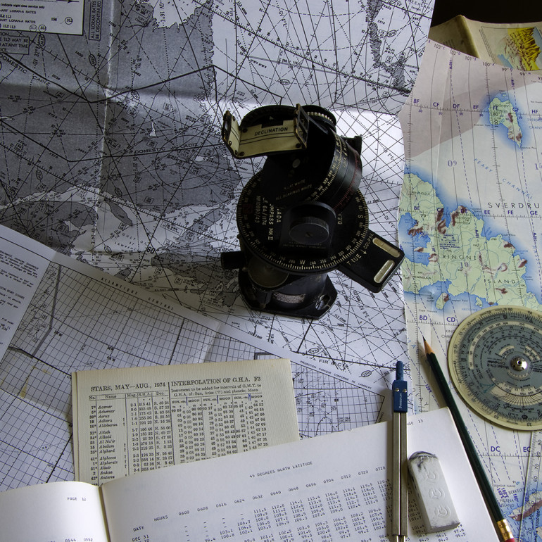 Charting Course