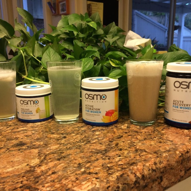 Osmo Nutrition: Treat Me Like A Lady