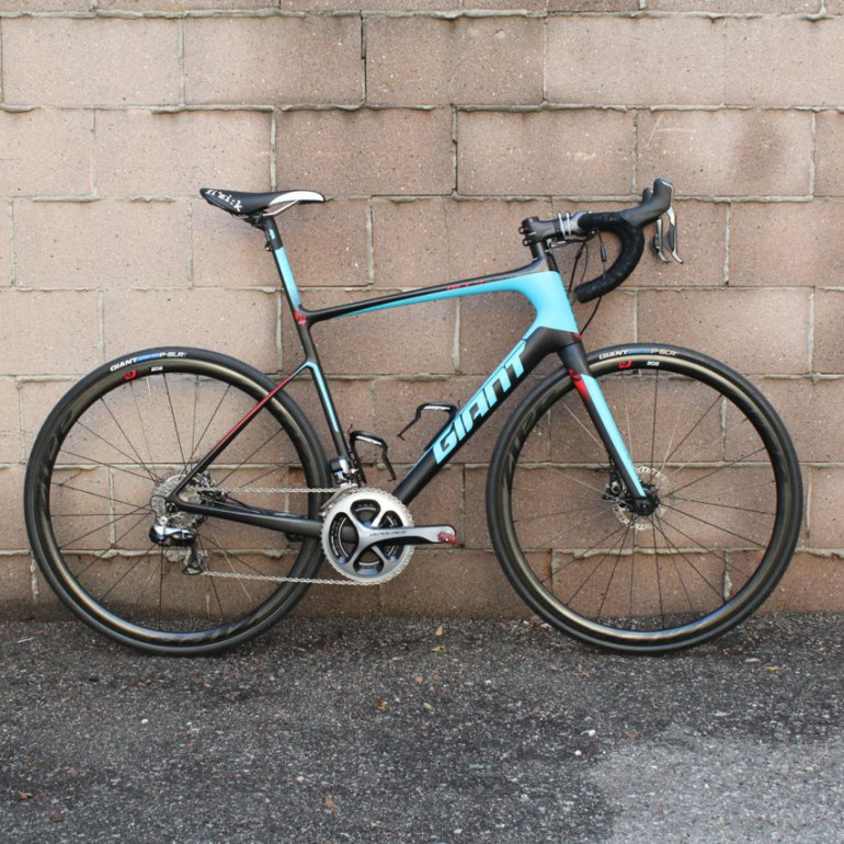 The Giant Defy Advanced SL 0, Part I