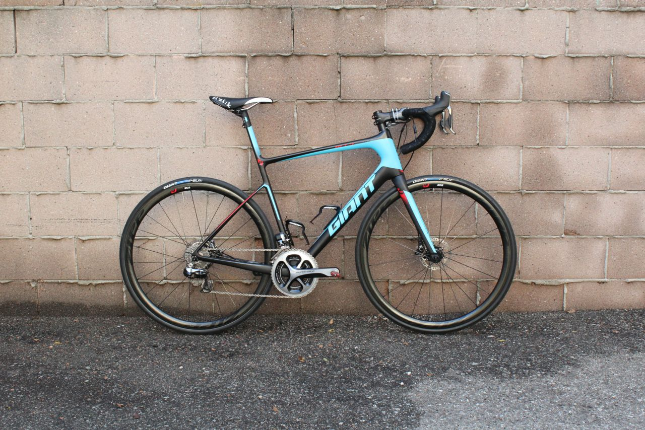 The Giant Defy Advanced SL 0, Part I | RKP