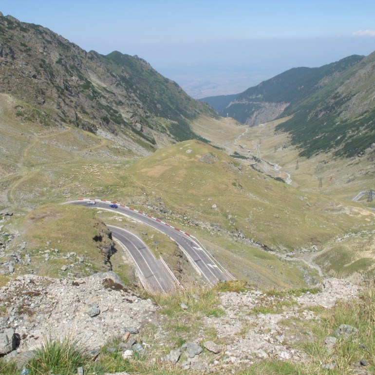 The Transfăgărășan Highway, a Pilgrimage
