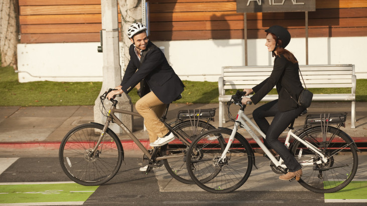 E-bikes Earn Class in California