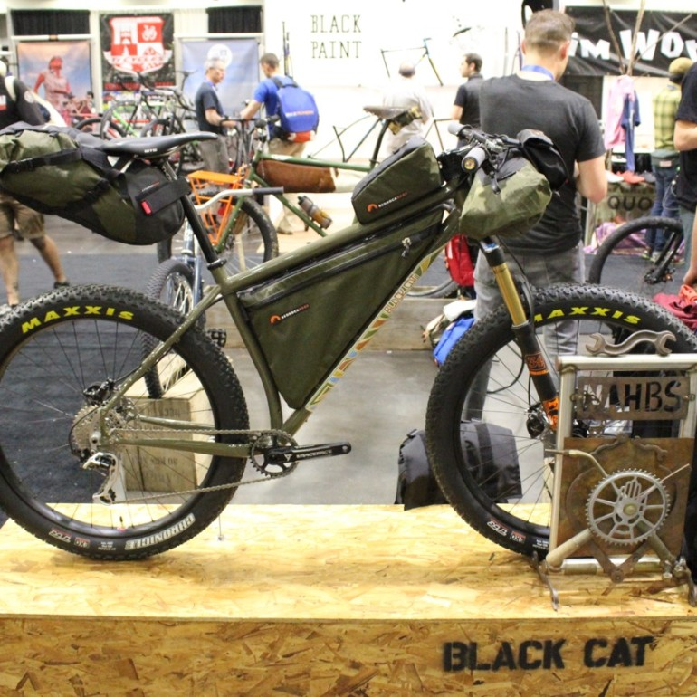 The Pull: Todd Ingermanson, Black Cat Bicycles