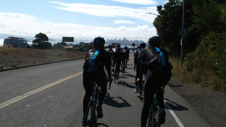A Ride With Team Sky