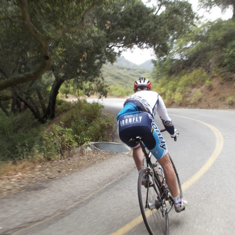 How To Test Ride a Bike: Part I, Road