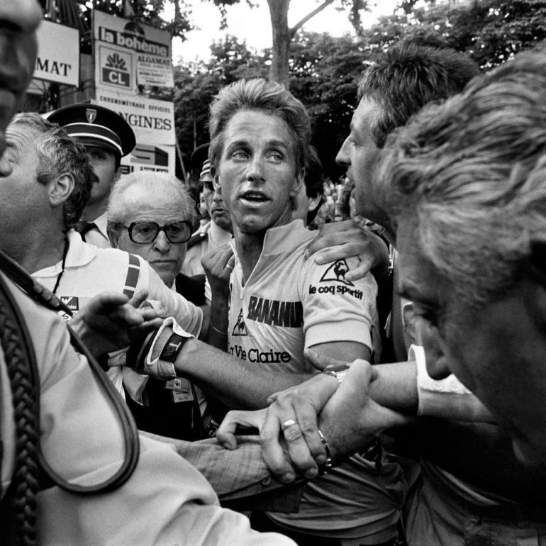 Greg LeMond: the Definitive Portrait