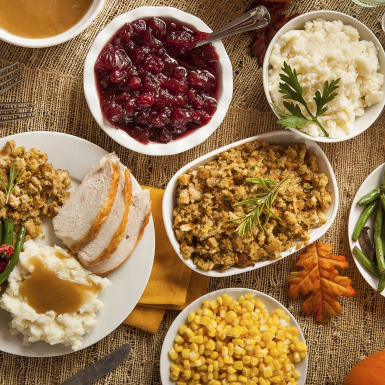 A Post-Thanksgiving Thanks Giving