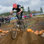 We've not seen tall bikes in a race before, but SSCXWC seems like the right occasion. Photo by Rob Kerr.