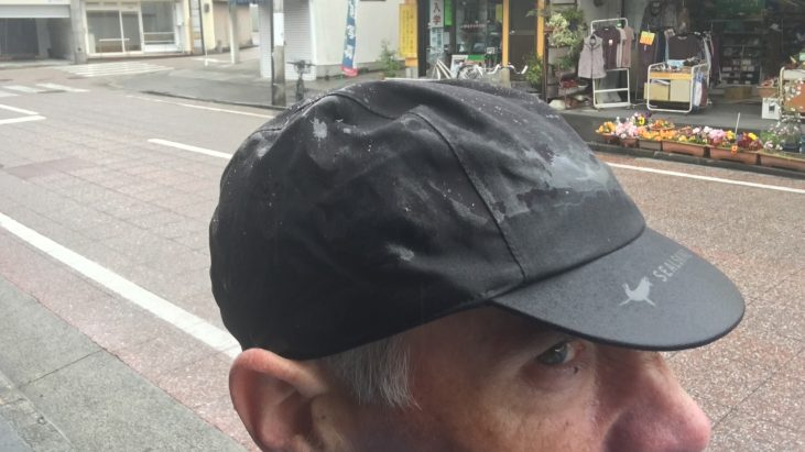 The Cycling Cap, Improved