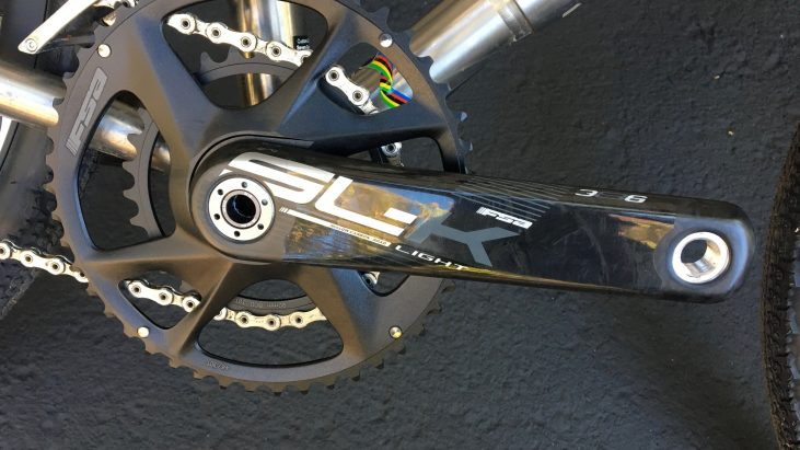 Micro? Mini? The FSA SL-K Modular Crank