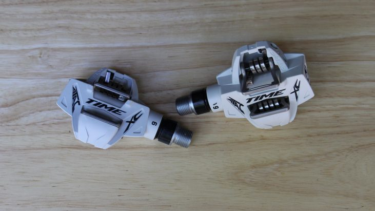 Happy Knees: Time Atac XC6 Pedals