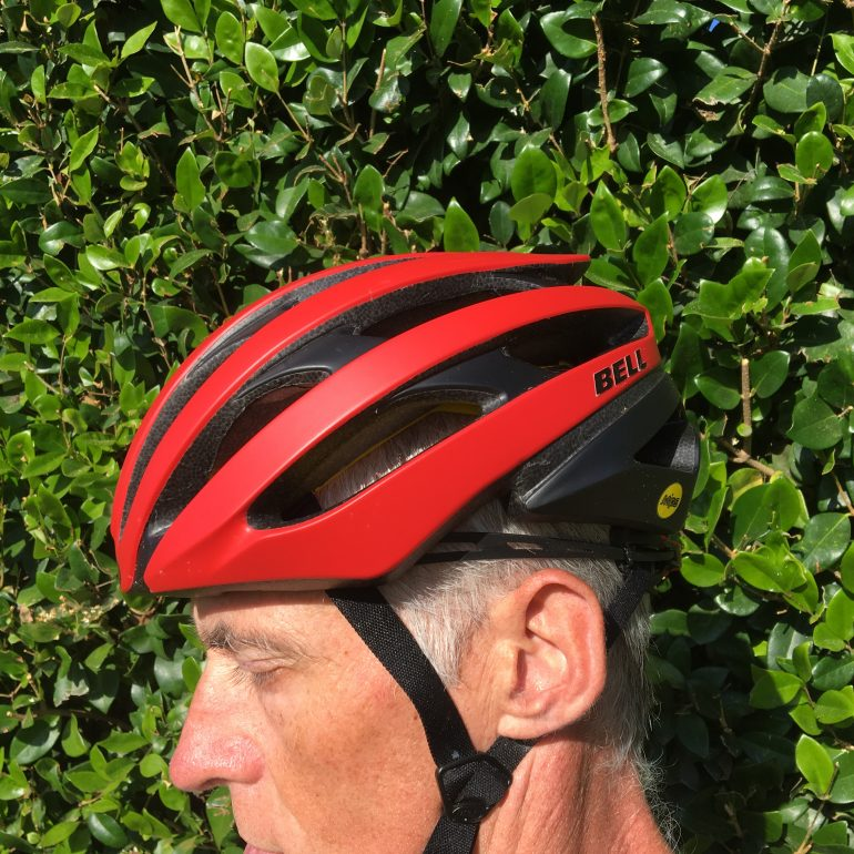 Looking Forward: the Bell Stratus Helmet