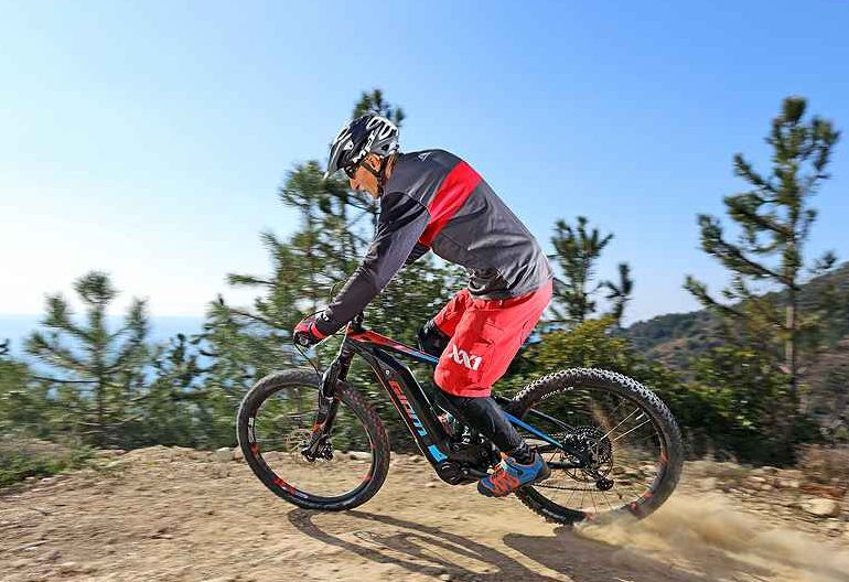 The eMTB: a Deliberate Approach