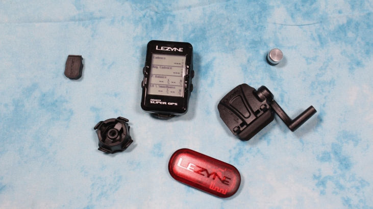 Breaking the Garmin Hold: Lezyne Super GPS
