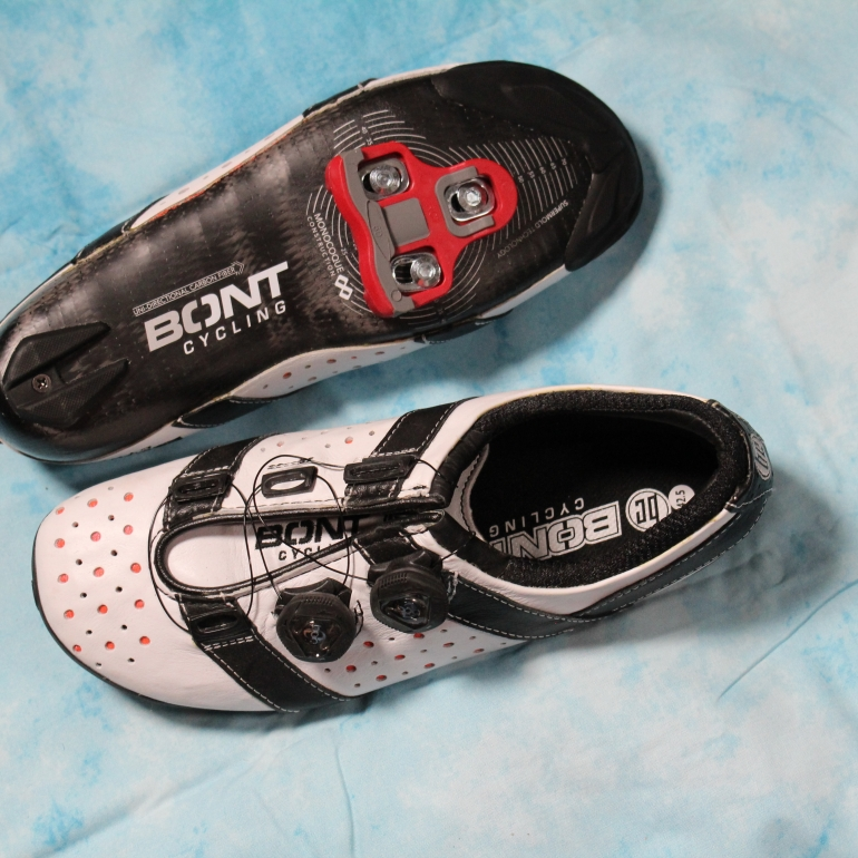 The Chassis: Bont Vaypor+ Shoes