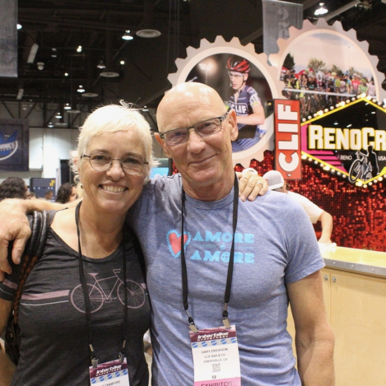 Interbike 2018, the Faces, Part I