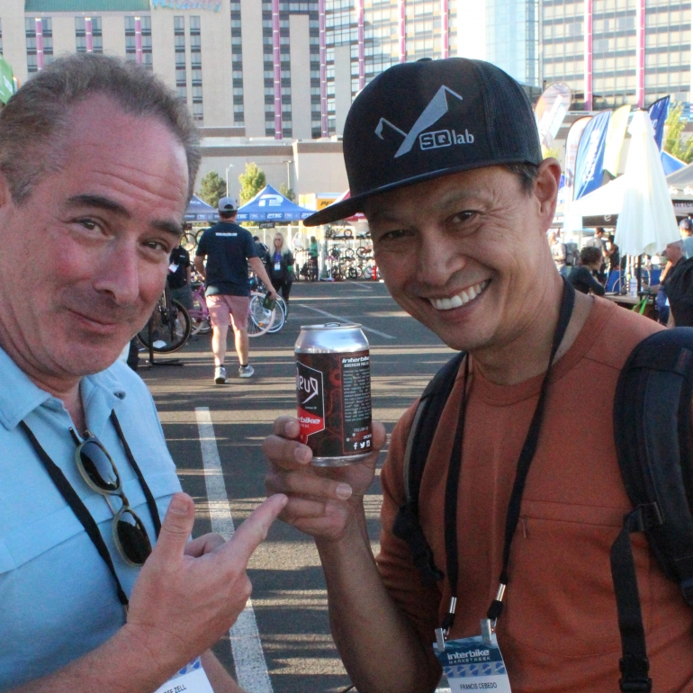 Interbike 2018, the Faces, Part II