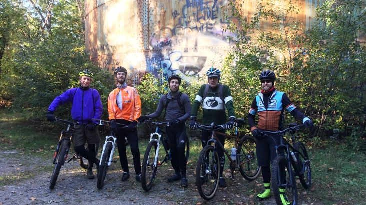 Friday Group Ride #427