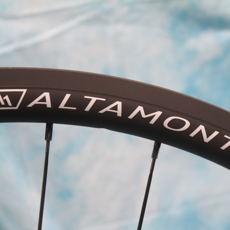 More Power, No Disc: Boyd Altamont Wheels