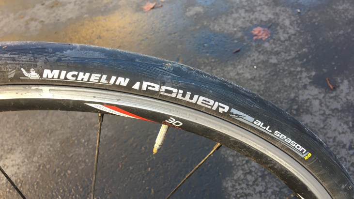 Hang On: The Michelin Power All Season