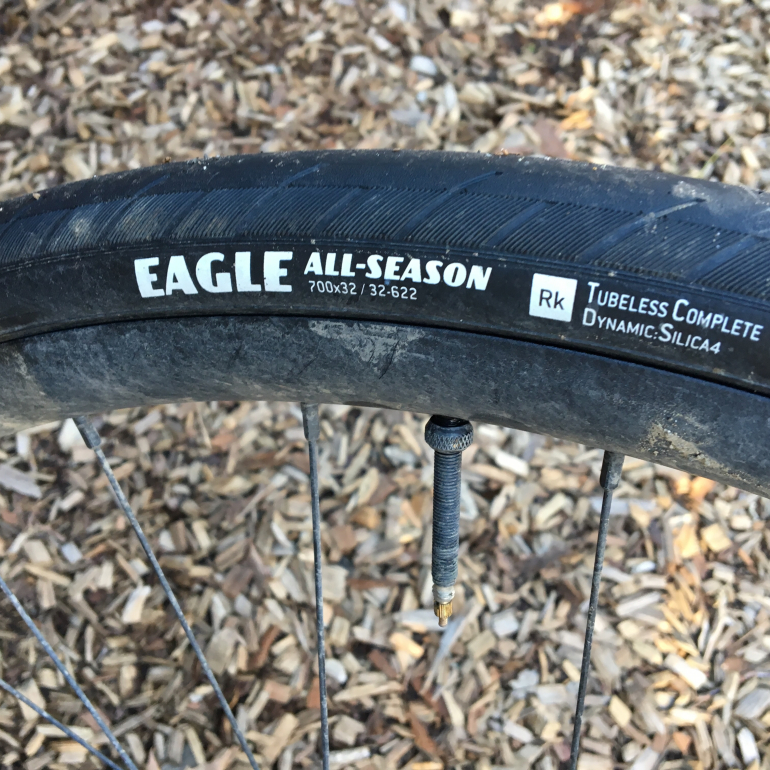 A Slick for Potholes: The Goodyear All-Season