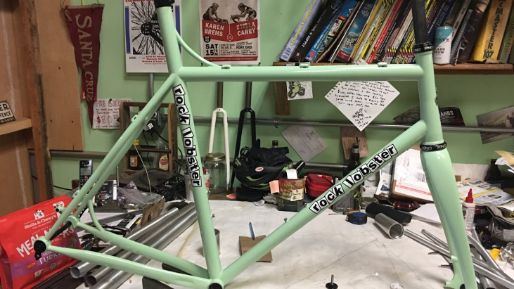 The Pull: Paul Sadoff of Rock Lobster Cycles, Part II