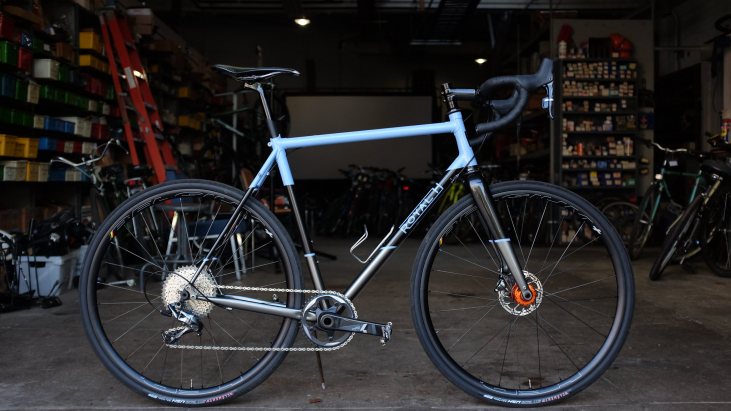 The Pull: Bryan Hollingsworth, Royal H Cycles