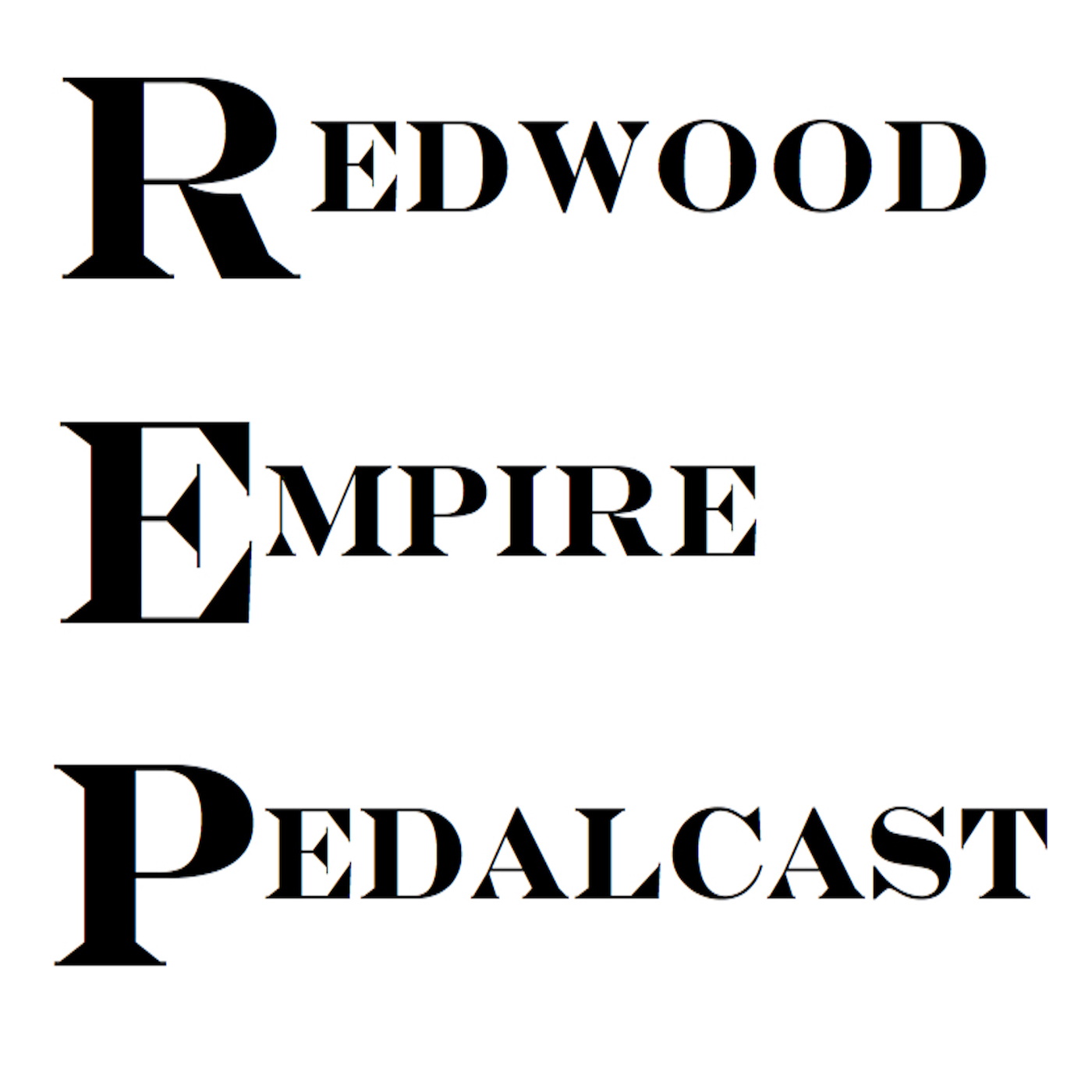 The Redwood Empire Pedalcast