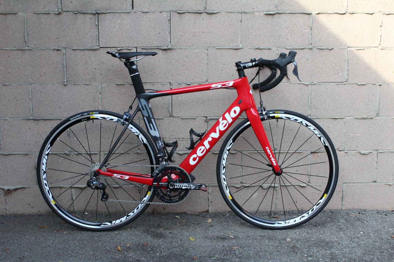 8b29a9beeeb The Cervelo R3 and S3 | RKP