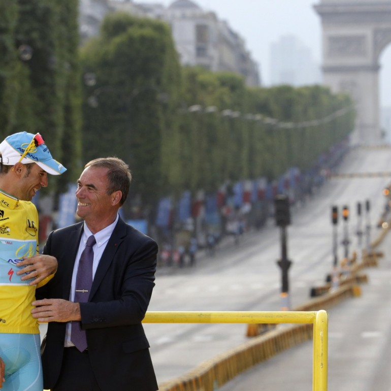 2014 Tour de France—Bravo Nibali!