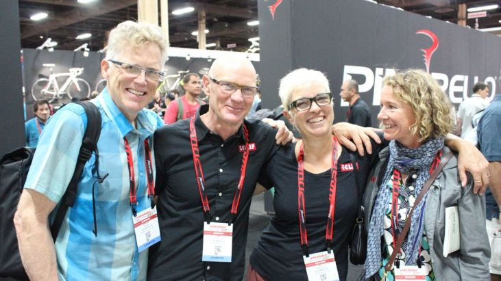 The Faces of Interbike