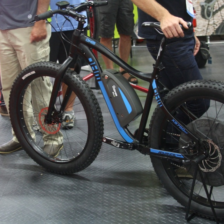 InterBike '14: Kale Is so Over
