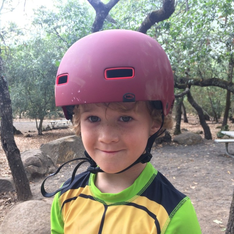 A Helmet for the Kids