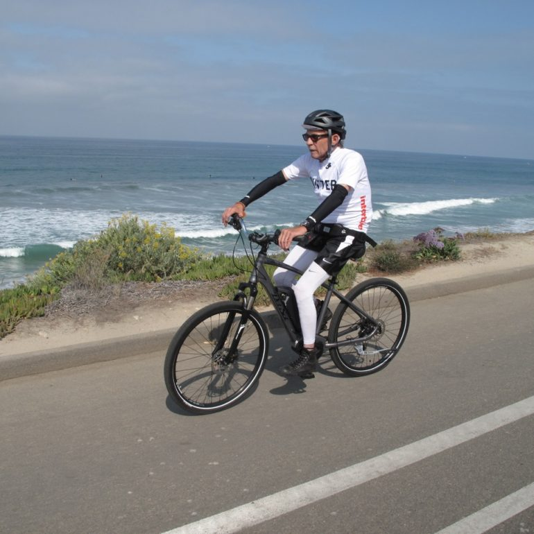 A Ride With Dennis Christopher
