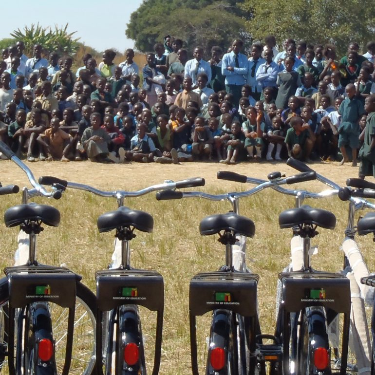 Change the World with Bikes, Win Mind-Blowing Prizes: the 2016 WBR Grand Slam